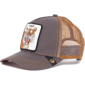 Goorin Bros. Eye Of The Tiger Trucker Cap, brown